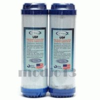 GAC Granular Activated Carbon Dewater untuk Filter Air / RO 10 inch