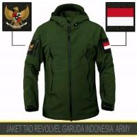 JAKET TACTICAL TAD ARMY GARUDA INDONESIA