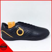 Sepatu Futsal Ortuseight Genesis In Black Ortrange Original