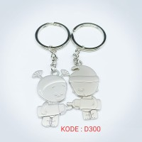 Gantungan Kunci Couple D300
