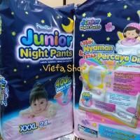 Mamypoko Junior Night Pants Girls / Girl XXXL 24 / XXXL24 / XXXL-24