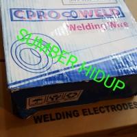 Welding Wire CO2 1mm CPRO Weld Gas Shield Kawat Las CO 2 1 mm 1.0mm