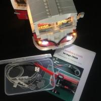 LED light up kit only light included for lego technic 10220