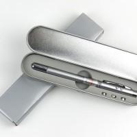 3 in 1 Pulpen Laser Pointer / Pena LED / Bolpen Presentasi