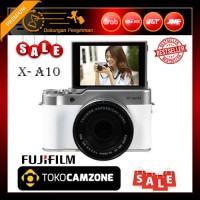 Fujifilm X-A10 / XA10 Kit 16-50mm f/3.5-5.6 OIS II - White