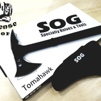 Tomahawk SOG-Kampak SOG-Kapak Mini Multifunction -Self Defense Shop-