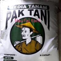 MEDIA TANAM PAK TANI 15KG (instant courier)