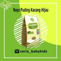 Nayz Puding Susu Rasa Kacang Hijau