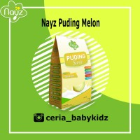 Nayz Puding Susu Rasa Melon