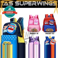 Dodolan Termurah Kado Anak Tas Ransel Anak Sekolah Superwingpocket