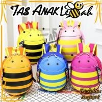 Dodolan Termurah Kado Anak Tas Anak Ransel Sekolah Lebah Versi Baru