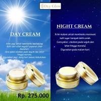 Day & Night Cream dari Oxyglow Original