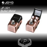 Joyo Bullet Metal JF-321 Efek Gitar Ironman JF321 JF 321 Guitar Effect