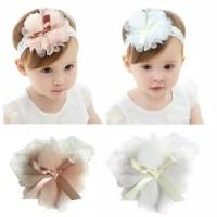 VHI13 headband bando bandana baby bayi anak perempuan