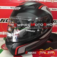 Helm Nolan N60.5 Practice Flat Black N605