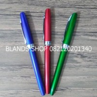 Pulpen / Pena / Pen Promosi Gel Metalik 827