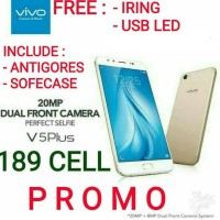 Vivo V5 Plus Free Giftbox