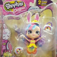 Shopkins Shoppies - Wild Style Rainbow Kate