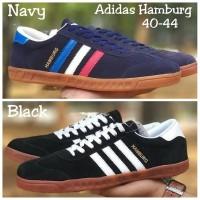 Adidas Hamburg Import ori 100% sepatu Pria