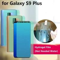 Hydrogel Screen Guard Anti Gores Full Samsung Galaxy S9 Plus / S9+
