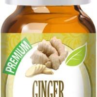 Healing Solutions Ginger Geranium US Made Premium Essential Oil 10ml