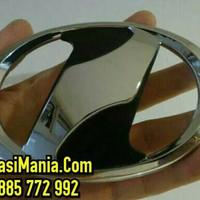 Emblem Grill Mobil Model Alphard ukuran 16cm bisa untuk innova reborn