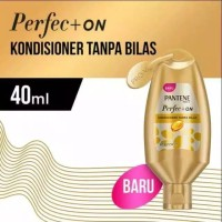 Pantene Kondisioner / Pantene Conditioner Tanpa Bilas Perfec+On 40ml