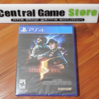PS4 Resident Evil 5 (Region All/USA/English)