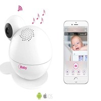 iBaby Wifi Baby Monitor M7 Lite, Smart Baby Care System