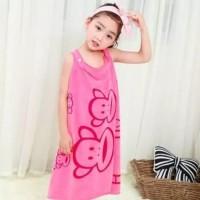 Handuk dress anak - Handuk baju anak - anduk mandi