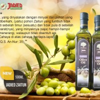 Minyak Zaitun Jadied Extra Virgin 500ml