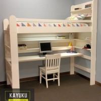 Set tempat tidur anak,set kamar anak,ranjang anak, dipan tingkat