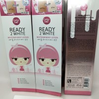 Cathy Doll Ready 2 White | Whitener Body lotion 150ml
