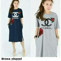 Dress Premium Wanita Channel