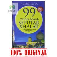 Buku 99 Tanya Jawab Seputar Shalat Ustadz Abdul Somad 100% ORIGINAL