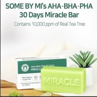 SOMEBYMI Some By Mi Miracle Cleansing Bar Soap