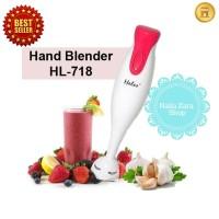 Blender Tangan Hand Stick Blender Heles HL-718 Garansi
