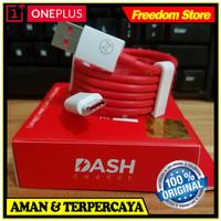 Kabel Data Oneplus 5 5T 6 6T Original 100% Dash Charge USB Type C ASLI
