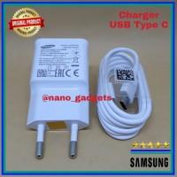 Charger Samsung Galaxy A8 A8+ 2018 ORIGINAL 100% Fast Charging USB C