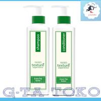 Makarizo Texture Green tea Shampo & Condisioner 250ml ( sepasang )