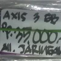 perdana internet axis 3gb