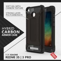 Xiaomi Redmi 3s Prime 3 Pro Hybrid Shockproof Armor Hard & Soft Case