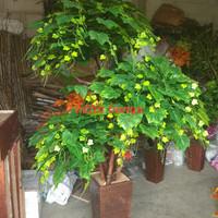 bonsai anggur bunga plastik 180cm