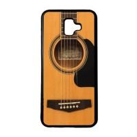 Casing Custom Case Samsung J6 PLUS Softcase Motif Gitar Akustik 02