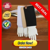 SARUNG TANGAN LENGAN panjang / Manset tangan jempol selengan 3 warna