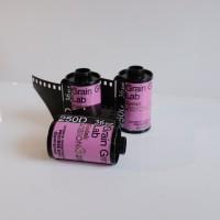 Roll Film 35mm Kodak Vision3 250D DEV ECN-2