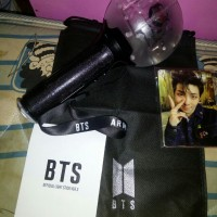 BTS LIGHTSTICK ARMY BOMB VER 3 UNOFFICIAL