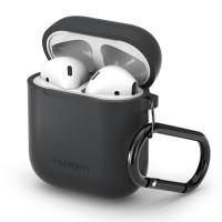 Case Apple AirPods SPIGEN Silicone Casing ORIGINAL - CHARCOAL