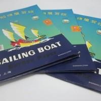 Kertas Karbon Sailing Boat/Carbon Paper/Kertas Carbon/Karbon Kapal