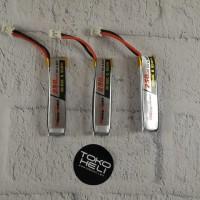 Happymodel 3.8V 250mAh 30C 1S Lipo Battery PH2.0 Mobula7 Snapper6 UR65